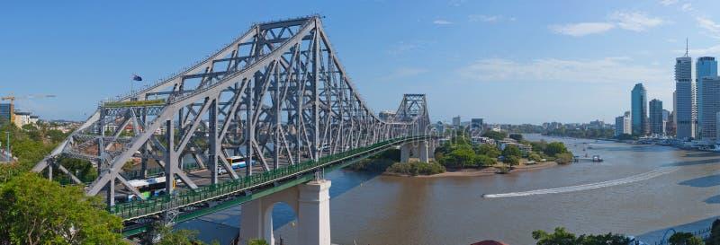 Puente de la historia imagen de archivo