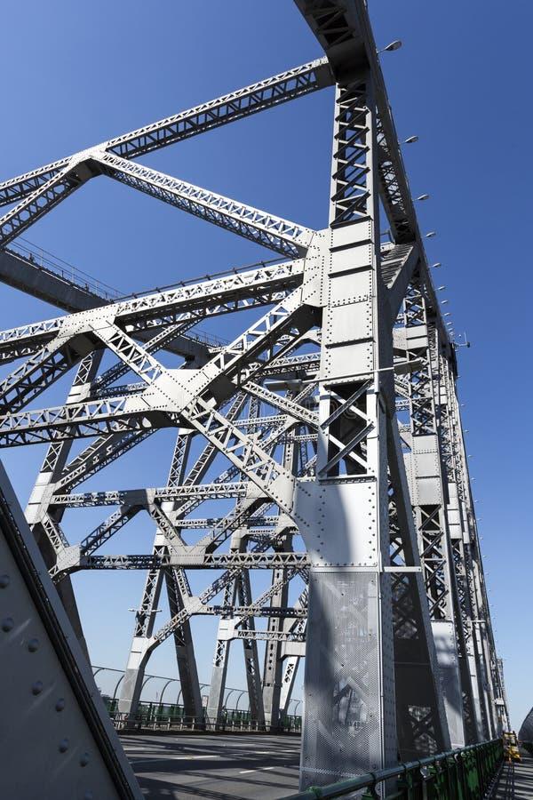 Puente de la historia de Brisbane imagen de archivo