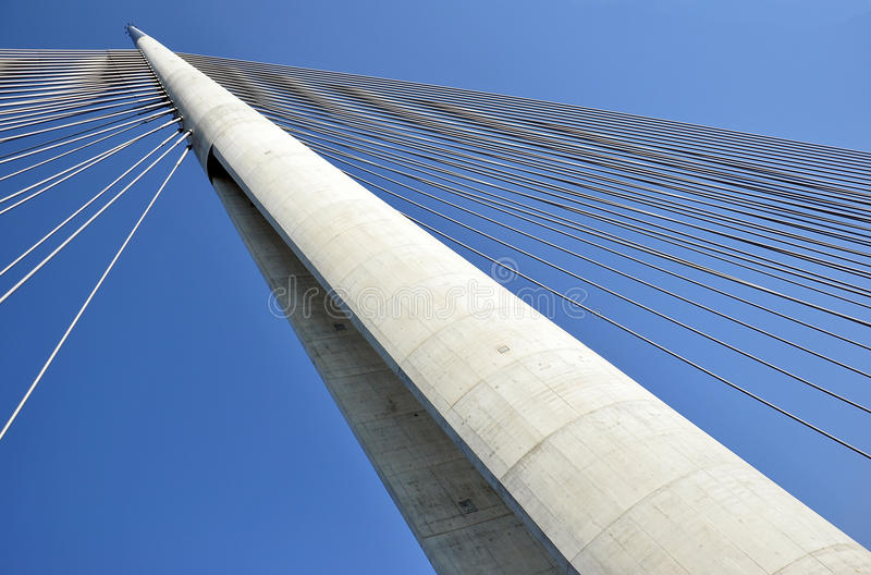 Download Puente De La Suspensión Bridge Imagen de archivo - Imagen de cable, cables: 41905123
