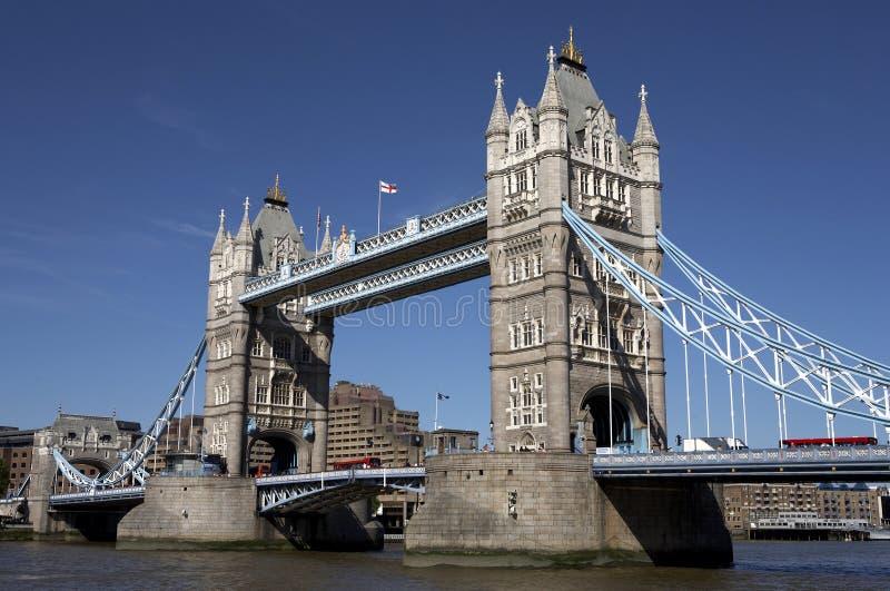 Puente de la torre de Londres foto de archivo libre de regalías