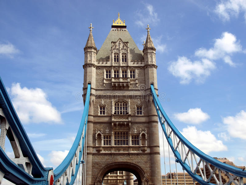 Puente de la torre, Londres imagen de archivo