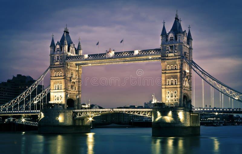 Puente de la torre, Londres imagen de archivo libre de regalías