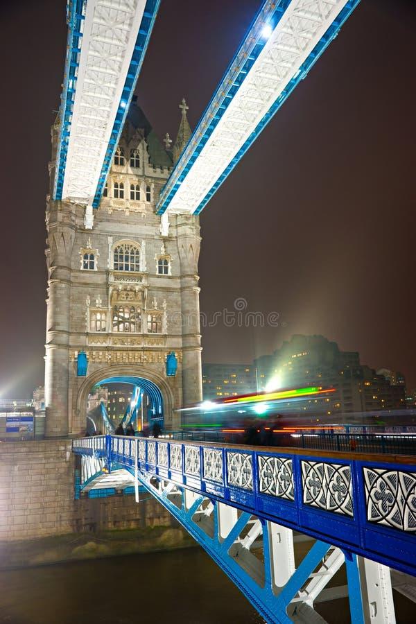 Puente de la torre, Londres, Reino Unido fotos de archivo