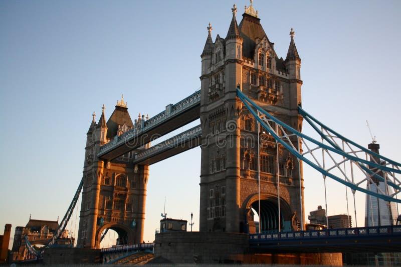 Puente de la torre, Londres, Reino Unido fotografía de archivo