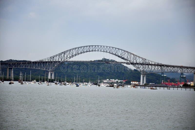 Puente de las Américas, Panamá foto de archivo