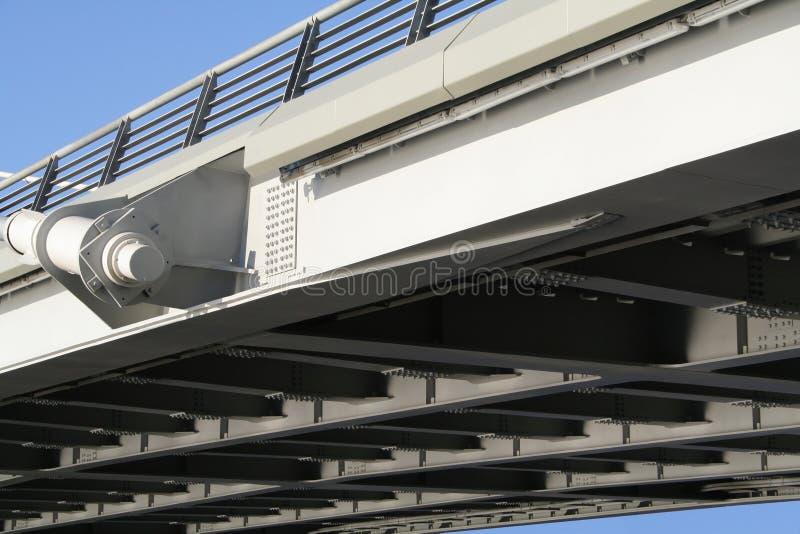 Puente de Lazarevsky fotos de archivo