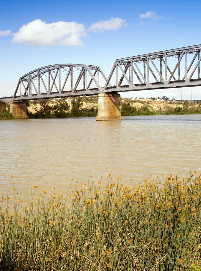 Puente de Murray fotografía de archivo libre de regalías