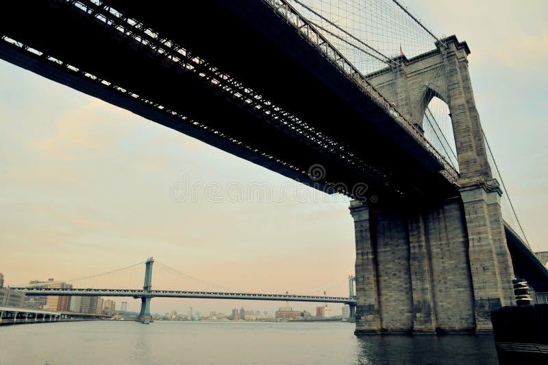 Puente de Nueva York fotos de archivo libres de regalías