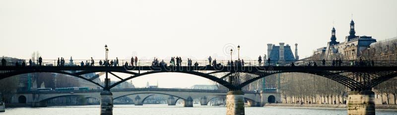 Puente de París fotografía de archivo libre de regalías