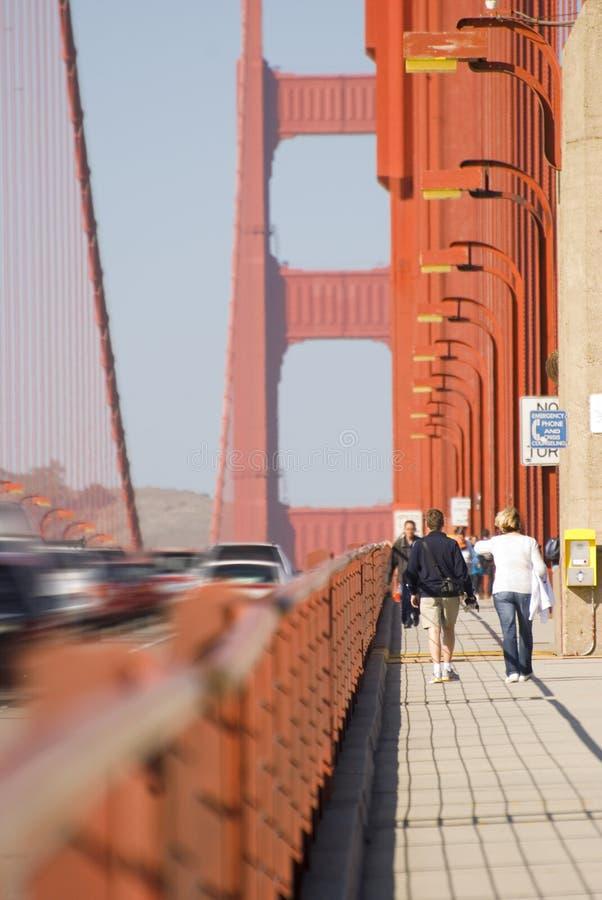 Puente de puerta de oro, San Francisco fotos de archivo libres de regalías