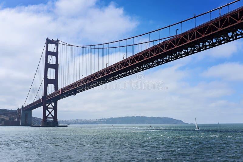 Puente de puerta de oro, San Francisco, California fotos de archivo