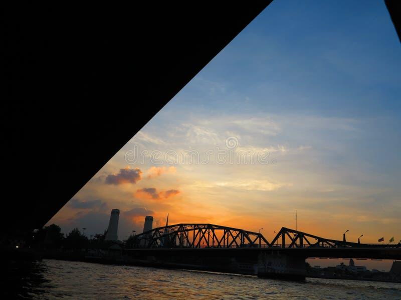 Puente de Rama I imágenes de archivo libres de regalías