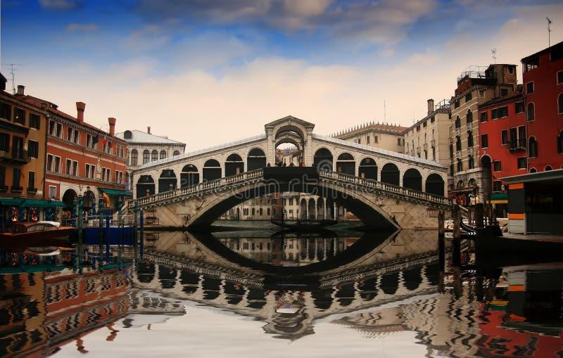 Puente de Rialto fotos de archivo libres de regalías