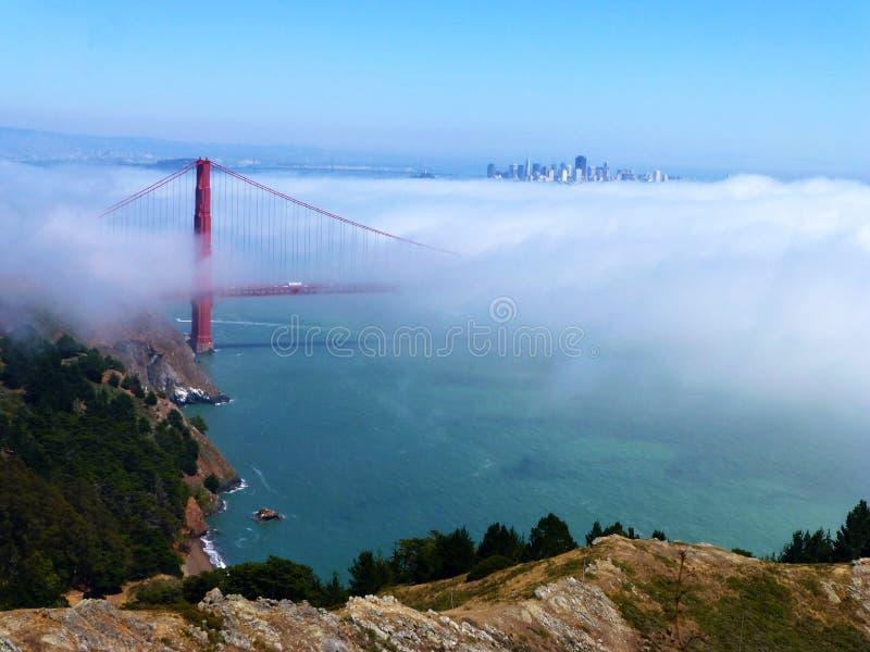 Puente de San-Fransisco imagen de archivo libre de regalías
