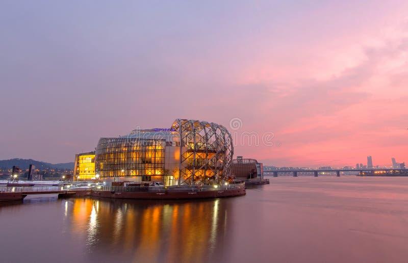 Puente de Seul imagen de archivo