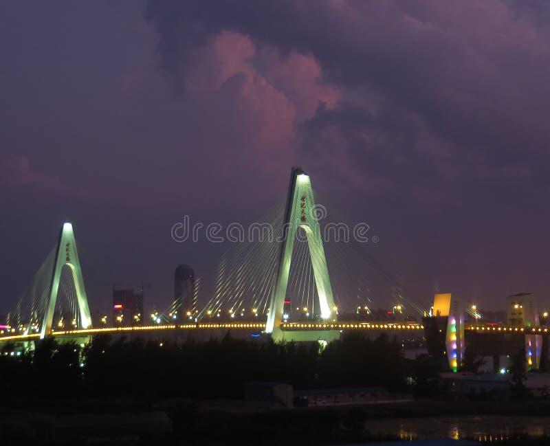 Puente de Shiji imágenes de archivo libres de regalías
