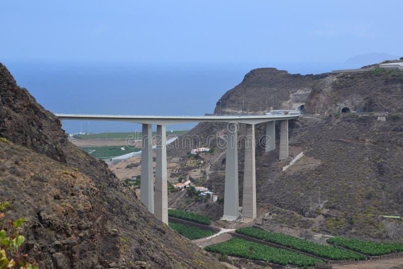 Puente de Silva fotografie stock libere da diritti
