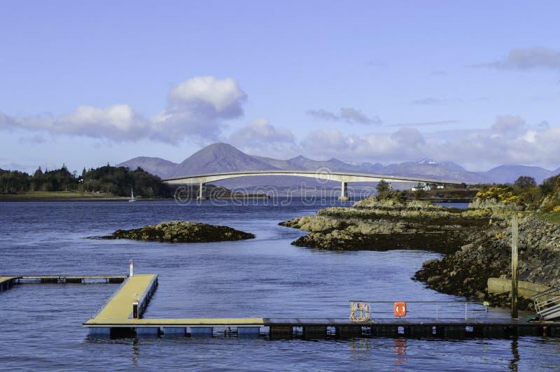 Puente de Skye imágenes de archivo libres de regalías