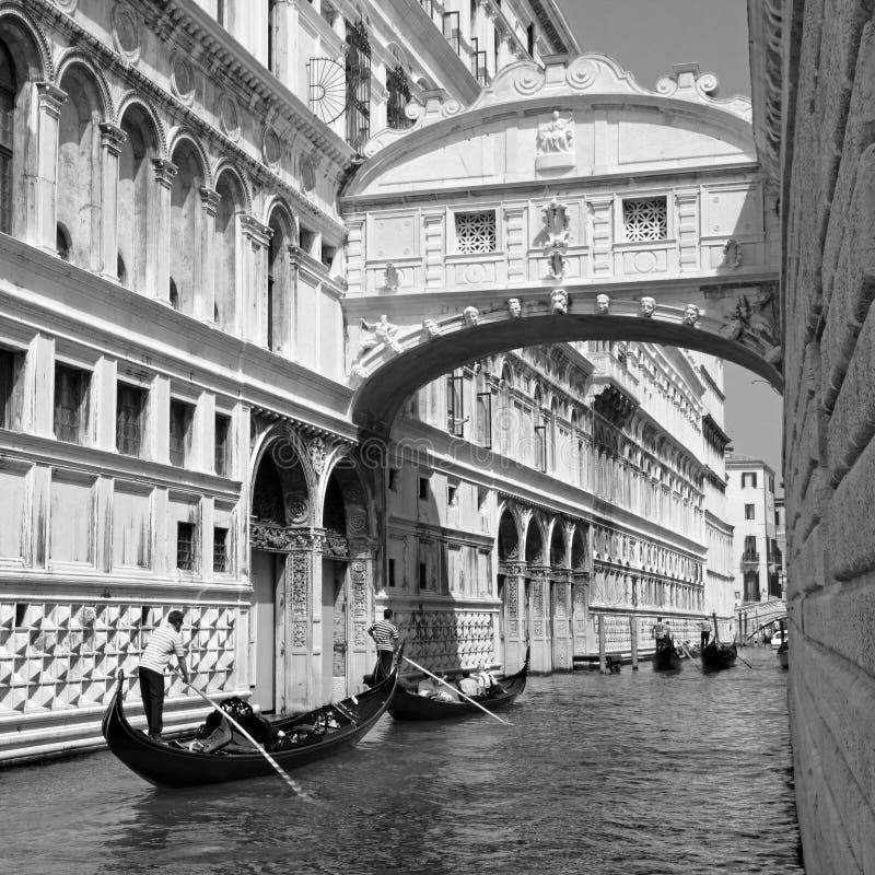 Puente de suspiros fotos de archivo libres de regalías