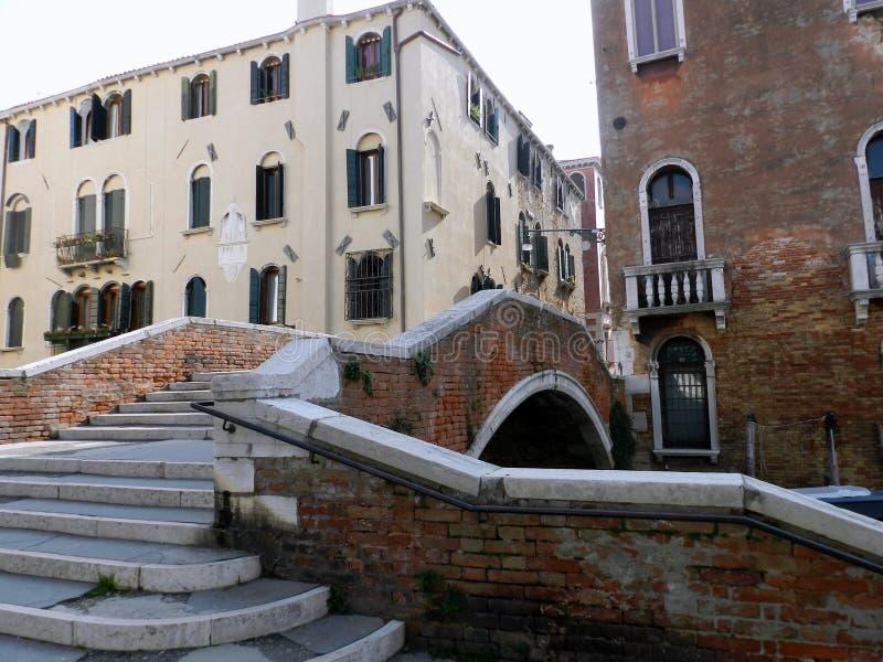 Puente de Venecia fotografía de archivo