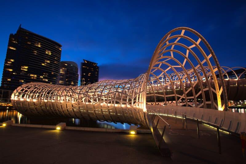 Puente de Webb imagen de archivo libre de regalías