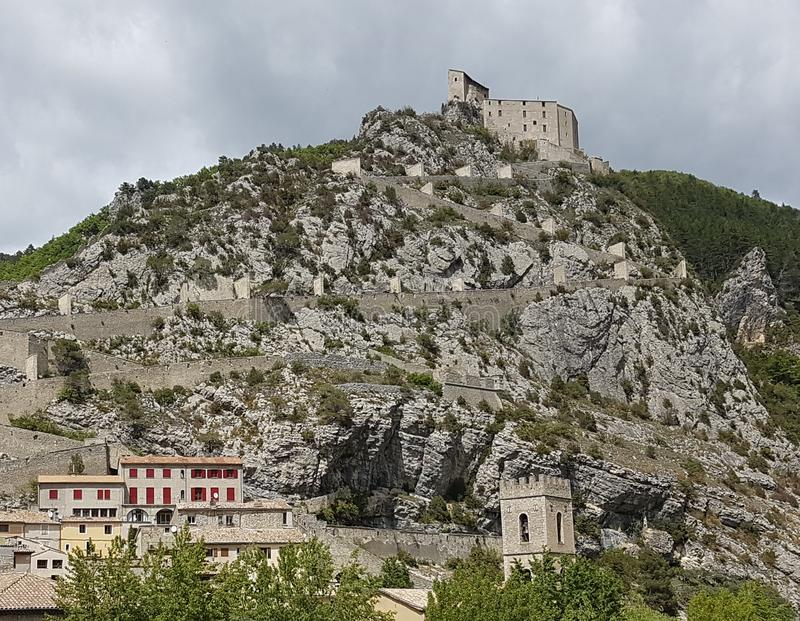 Puente del castillo fotos de archivo