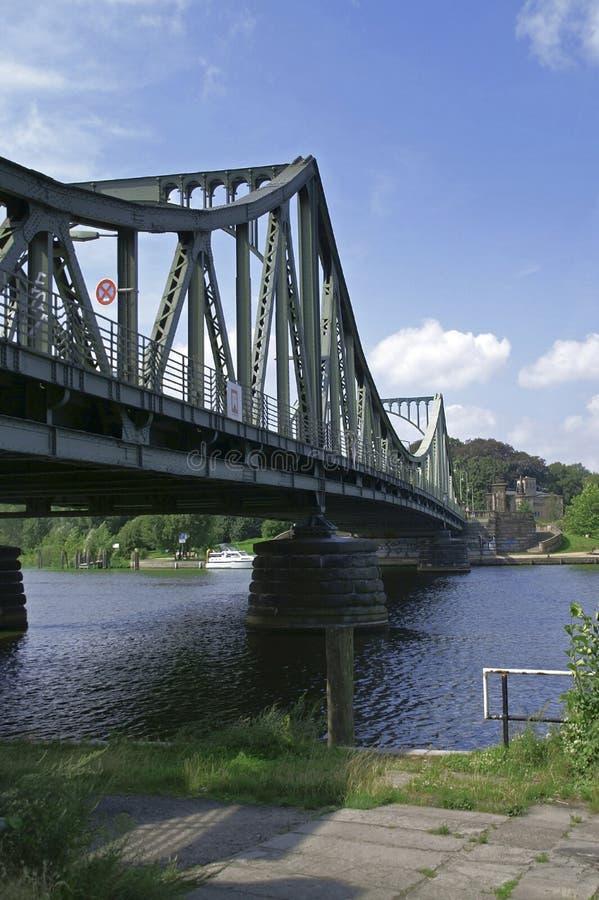 puente 2006 1 del glienicke imagen de archivo