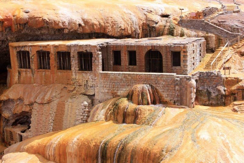 Puente del Inca fotos de stock royalty free