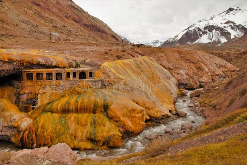 puente del inca стоковые изображения