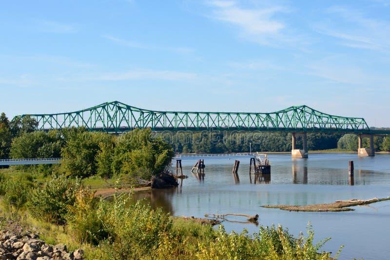 Puente del norte fotografía de archivo libre de regalías