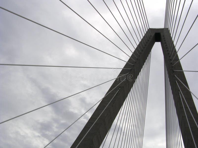 Puente del río del fabricante de vinos fotos de archivo