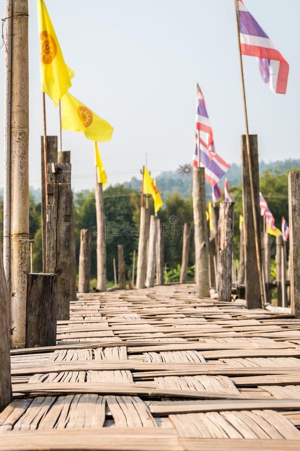 Puente del Su Tong Pe foto de archivo