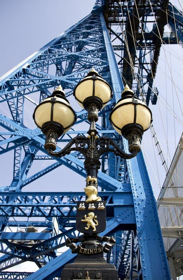 Puente del transportador foto de archivo libre de regalías