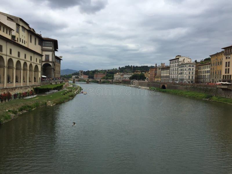 Puente en Florencia foto de archivo libre de regalías