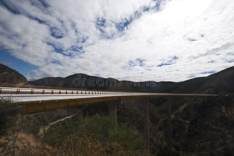 Puente en Oaxaca imágenes de archivo libres de regalías