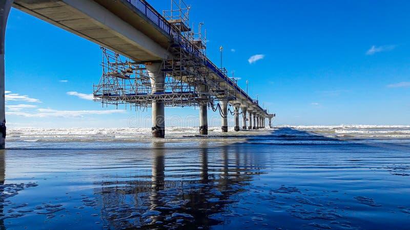 Puente - estructura construida, estructura construida, Canadá, confederación fotos de archivo
