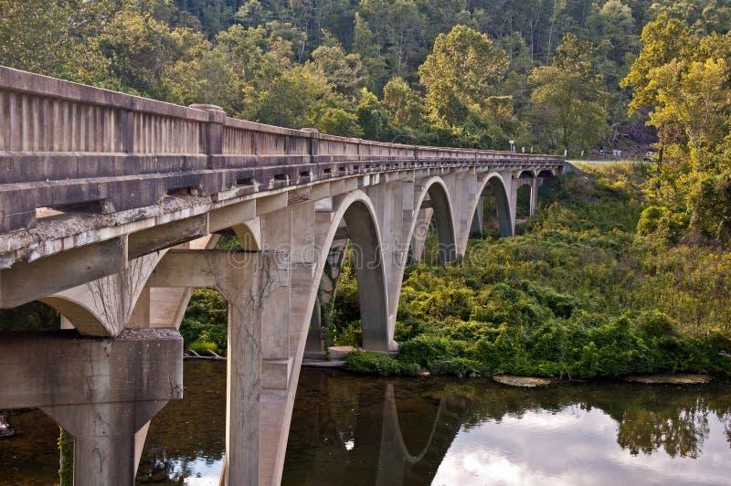 Puente histórico imagenes de archivo