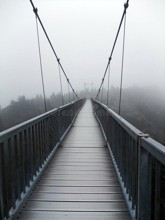 Puente largo foto de archivo