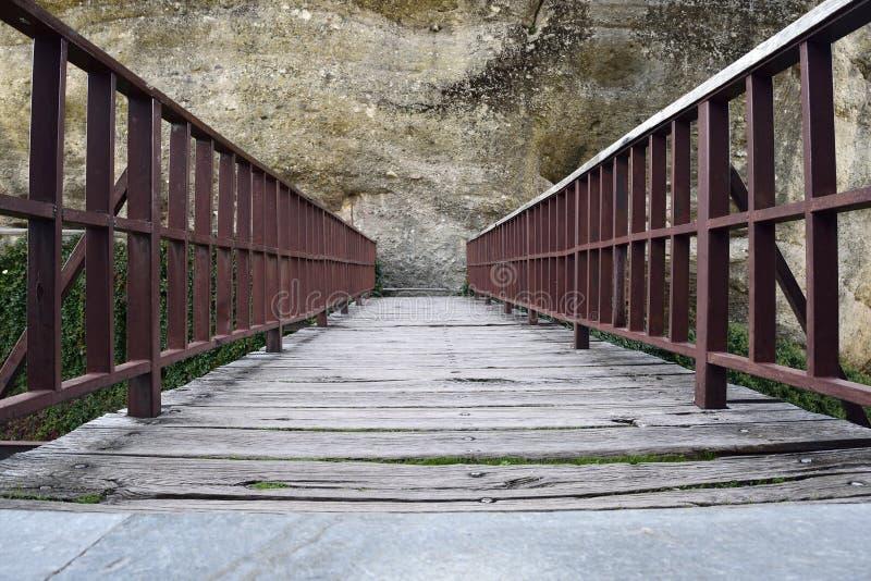 Puente Meteora imágenes de archivo libres de regalías