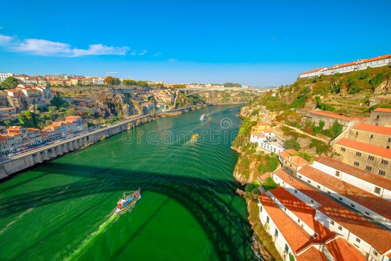 Puente Oporto del infante fotografía de archivo libre de regalías