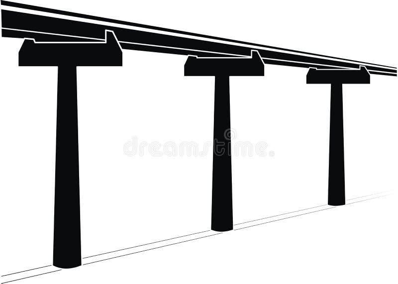 Puente (skyway) libre illustration