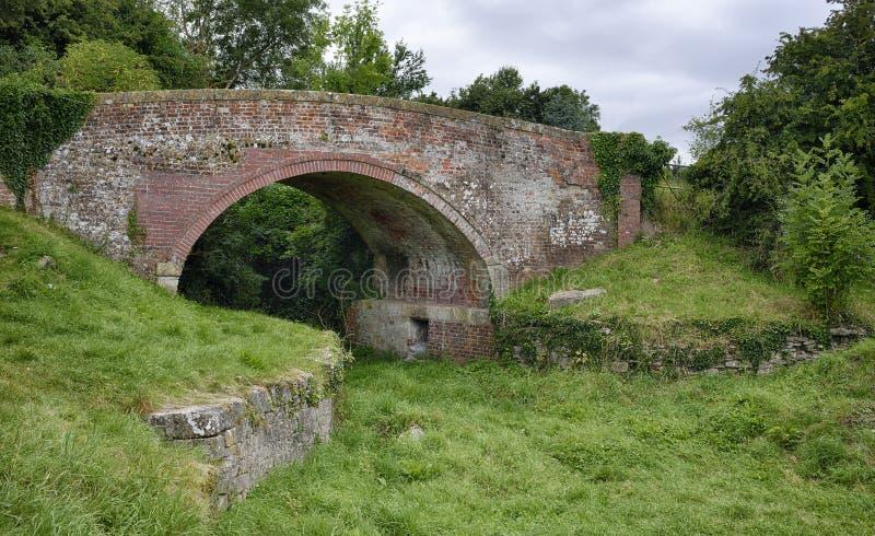 Puente superior de Siddington fotos de archivo libres de regalías