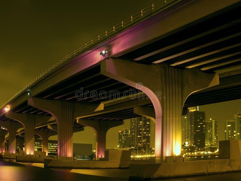 Puente surrealista imágenes de archivo libres de regalías