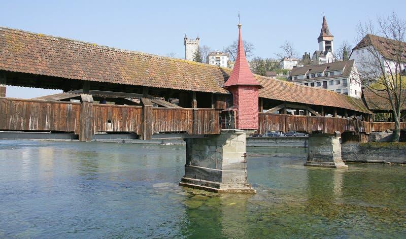 Puente viejo 2 foto de archivo