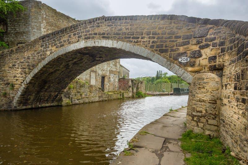 Puente 208 foto de archivo libre de regalías