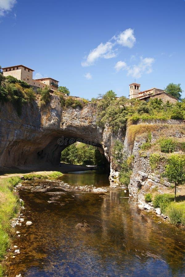 Download Puentedey stock photo. Image of puentedey, burgos, river - 23011594