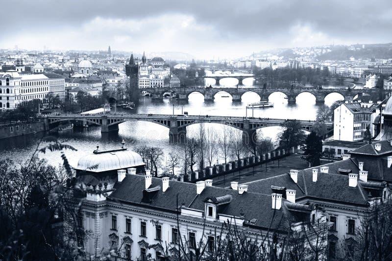 puentes foto de archivo