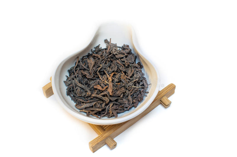 Puer crude royalty free stock photography