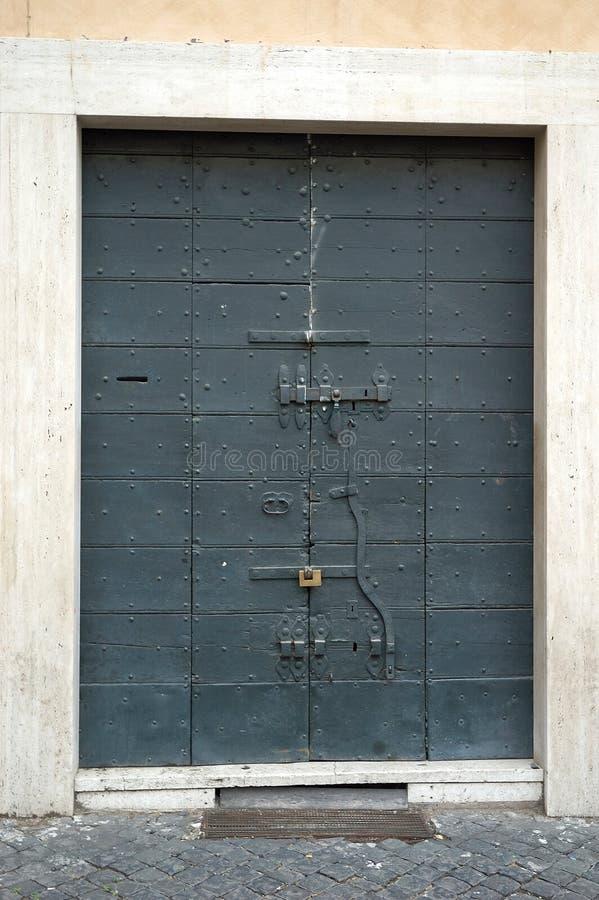 Puerta 09 fotografía de archivo libre de regalías