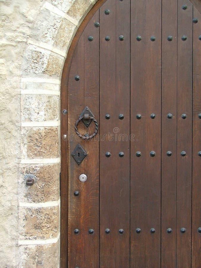 Download Puerta foto de archivo. Imagen de antiguo, viejo, arco - 180158